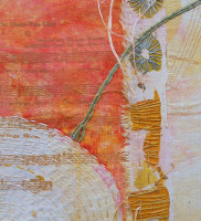 detail of The Cherry Tree Carol