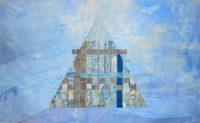 Air, an art quilt by Joanne Weis