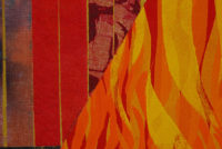 Fire, detail, by Joanne Weis