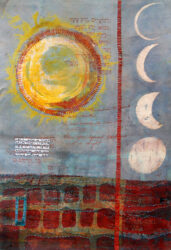 Sun Time and Moon Time (Psalm 103; 19 – 21)